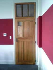 Alexander Joinery - Napier Girls High School Doors